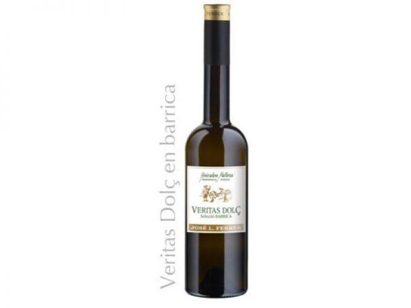 Vino Blanc Veritas Dolç Barrica - José Luis Ferrer - 6 Botellas