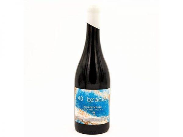Vino Negre 40 Braces 2018 - 7103 Petit Celler - 6 Botellas