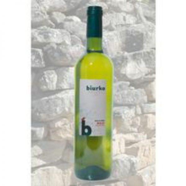Vino Blanco Sauvignon - Rioja Ecologico - Biurko