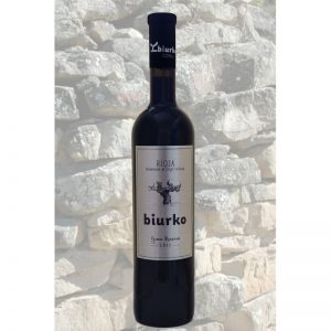 Vino Tinto Gran Reserva - Rioja Ecologico - Biurko
