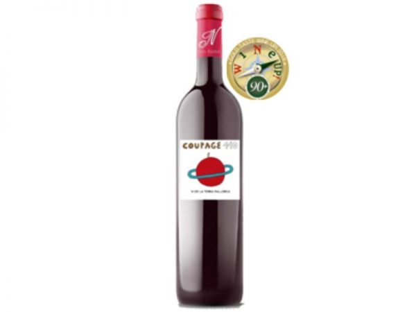 Vino Negre 110 Coupage 2016 - Vins Nadal - 6 Botellas