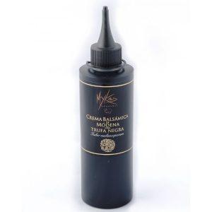 Crema Balsámica de Módena con Trufa Negra