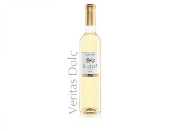 Vino Blanc Veritas Dolç - José Luis Ferrer - 6 Botellas
